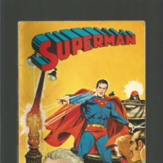 Tebeos: SUPERMAN Nº 2. LIBRO COMIC NOVARO. BUEN ESTADO.. Lote 244553490