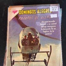 Tebeos: NOVARO DOMINGOS ALEGRES NUMERO 463 REGULAR ESTADO. Lote 244554995
