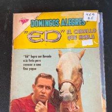 Tebeos: NOVARO DOMINGOS ALEGRES NUMERO 469 BUEN ESTADO. Lote 244555460