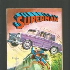 Tebeos: SUPERMAN Nº 19. LIBRO COMIC NOVARO. MUY BUEN ESTADO.. Lote 244557160