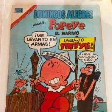 Tebeos: NOVARO DOMINGOS ALEGRES SERIE AGUILA NUMERO 1201 BUEN ESTADO. Lote 244582005
