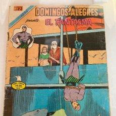 Tebeos: NOVARO DOMINGOS ALEGRES SERIE AGUILA NUMERO 1235 REGULAR ESTADO. Lote 244582220