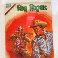 Tebeos: NOVARO ROY ROGERS SERIE AGUILA NUMERO 422 MUY BUEN ESTADO. Lote 244584520