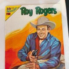 Tebeos: NOVARO ROY ROGERS SERIE AGUILA NUMERO 461 MUY BUEN ESTADO. Lote 244584670
