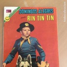 Tebeos: DOMINGOS ALEGRES - Nº 953. NOVARO. 1972. RIN TIN TIN.. Lote 244743605