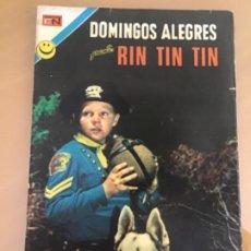 Tebeos: DOMINGOS ALEGRES - Nº 957. NOVARO. 1972. RIN TIN TIN.. Lote 244744005