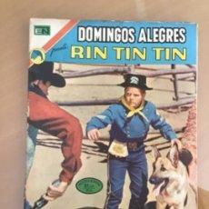 Tebeos: DOMINGOS ALEGRES - Nº 965. NOVARO. 1972. RIN TIN TIN.. Lote 244744205