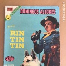 Tebeos: DOMINGOS ALEGRES - Nº 949. NOVARO. 1972. RIN TIN TIN.. Lote 244745060