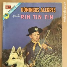 Tebeos: DOMINGOS ALEGRES - Nº 1.005. NOVARO. 1973. RIN TIN TIN.. Lote 244745445