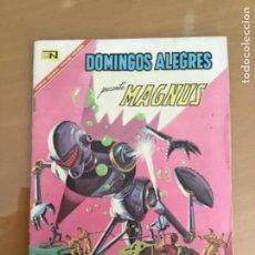 Tebeos: DOMINGOS ALEGRES - Nº 702. NOVARO - 1967. MAGNUS.. Lote 244753060