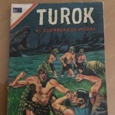 Tebeos: TUROK - Nº 26. NOVARO - 1971. EL GUERRERO DE PIEDRA. Lote 244776795