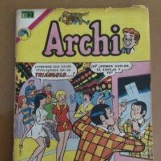 Tebeos: ARCHI - Nº 500. NOVARO - 1972.. Lote 244778005