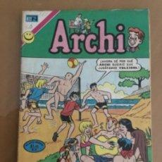 Tebeos: ARCHI - Nº 493. NOVARO - 1972.. Lote 244778100