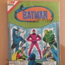 Tebeos: BATMAN - Nº 3 - 31. NOVARO - SERIE AVESTRUZ. 1982. LA FURIA DEL CINCO EN UNO. Lote 244952095