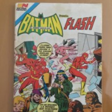Tebeos: BATMAN - Nº 3 - 48. NOVARO - SERIE EVESTRUZ. 1983. FLASH - EL DEMONIO QUE EL MUNDO OLVIDO.. Lote 244952795