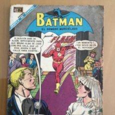 Tebeos: BATMAN - Nº 408. NOVARO - 1968. FLAH - UNA NOVIA PARA DOS. Lote 244953185