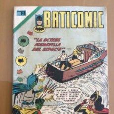 Tebeos: BATICOMIC - Nº 42. BATMAN. NOVARO - 1970. BATMAN.. Lote 244953295