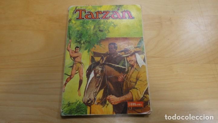 LIBRO COMIC TARZAN TOMO XLIV . SETIEMBRE 1978 (Tebeos y Comics - Novaro - Tarzán)
