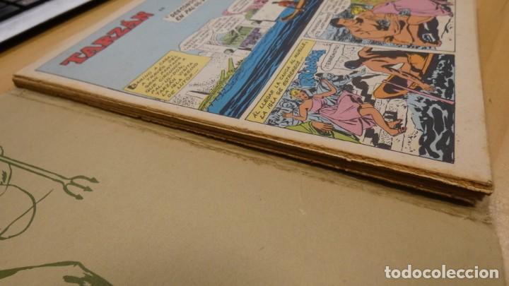Tebeos: LIBRO COMIC TARZAN TOMO XLIV . SETIEMBRE 1978 - Foto 4 - 244975855