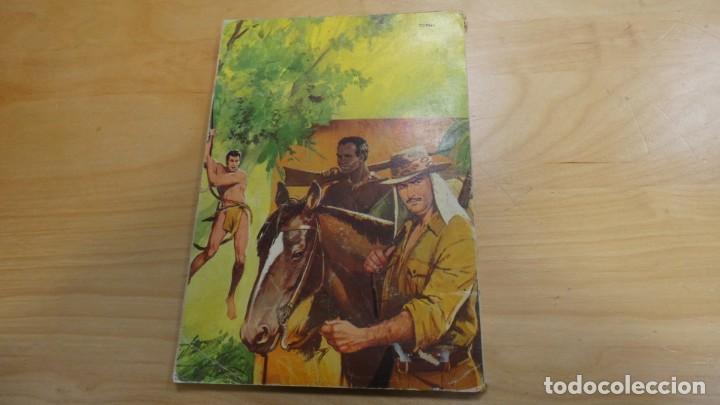 Tebeos: LIBRO COMIC TARZAN TOMO XLIV . SETIEMBRE 1978 - Foto 5 - 244975855