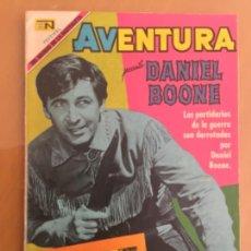Tebeos: AVENTURA - Nº 615. NOVARO - 1969. DANIEL BOONE. Lote 245128065