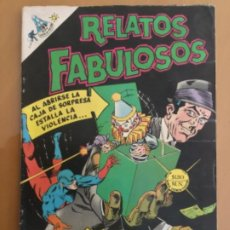 Tebeos: RELATOS FABULOSOS - Nº 103. NOVARO - 1968.. Lote 245128825
