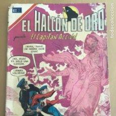 Tebeos: EL HALCON DE ORO - Nº 153. NOVARO - 1970. EL CAPITAN ACCION.. Lote 245129500