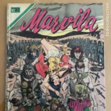 Tebeos: MARVILA - Nº 178. NOVARO - 1970. LA ULTIMA BATALLA.. Lote 245131850