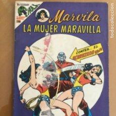 Tebeos: MARVILA - Nº 3 - 229. NOVARO - SERIE AVESTRUZ. 1980.. Lote 245134055