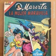 Tebeos: MARVILA - Nº 3 - 280. NOVARO - SERIE AVESTRUZ. 1982. LA MUJER MARAVILLA. Lote 245134160