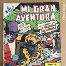 Tebeos: MI GRAN AVENTURA - Nº 94. NOVARO - 1968.. Lote 245134655