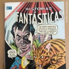Tebeos: HISTORIAS FANTASTICAS - Nº 180. NOVARO - 1967. ATOM. Lote 245135130