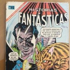 Tebeos: HISTORIAS FANTASTICAS - Nº 180. NOVARO - 1967. ATOM. Lote 245135145