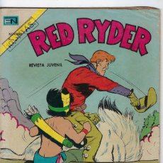 Tebeos: RED RYDER - AÑO XIX - Nº 314 - OCTUBRE 3 DE 1973 ** EDITORIAL NOVARO **. Lote 245181565