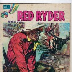 Tebeos: RED RYDER - AÑO XX - Nº 324 - FEBRERO 20 1974 ** EDITORIAL NOVARO **. Lote 245182355