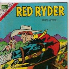 Tebeos: RED RYDER - AÑO XIX - Nº 316 (ESPECIAL) - OCTUBRE 31 DE 1973 ** EDITORIAL NOVARO **. Lote 245184690