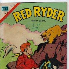 Tebeos: RED RYDER - AÑO XIX - Nº 313 - SEPTIEMBRE 19 DE 1973 ** EDITORIAL NOVARO **. Lote 245185195