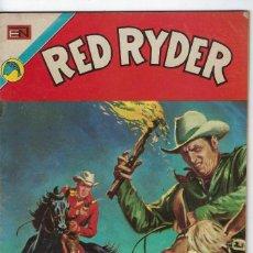 Tebeos: RED RYDER - AÑO XIX - Nº 299 - MARZO 7 DE 1973 ** EDITORIAL NOVARO **. Lote 245186490