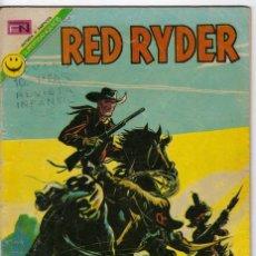 Tebeos: RED RYDER - AÑO XVIII - Nº 284 - AGOSTO 9 DE 1972 ** EDITORIAL NOVARO **. Lote 245186990