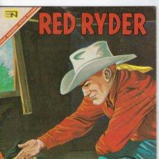 Tebeos: RED RYDER - AÑO XIII - Nº 150 - MARZO 15 1967 ** EDITORIAL NOVARO **. Lote 245187430