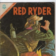 Tebeos: RED RYDER - AÑO XII - Nº 144 - OCTUBRE 1º DE 1966 ** EDITORIAL NOVARO **. Lote 245188110