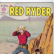 Tebeos: RED RYDER - AÑO X - Nº 111 - ENERO 1º DE 1964 ** EDITORIAL NOVARO **. Lote 245188550