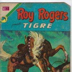 Tebeos: ROY ROGERS - AÑO XXI - Nº 283 - NOVIEMBRE 22 DE 1972 ** EDITORIAL NOVARO **. Lote 245189615