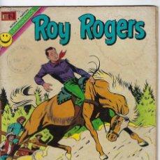 Tebeos: ROY ROGERS - AÑO XX - Nº 275 - AGOSTO 2 DE 1972 ** EDITORIAL NOVARO **. Lote 245190030