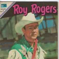 Tebeos: ROY ROGERS - AÑO XVIII - Nº 215 - MARZO 18 DE 1970 ** EDITORIAL NOVARO **. Lote 245191255