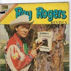 Tebeos: ROY ROGERS - AÑO XVII - Nº 199 - MARZO 1º DE 1969 ** EDITORIAL NOVARO **. Lote 245191985