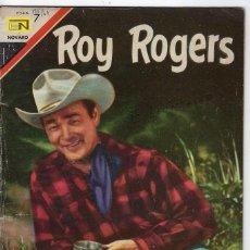 Tebeos: ROY ROGERS - AÑO XVI - Nº 183 - NOVIEMBRE 1º DE 1967 ** EDITORIAL NOVARO **. Lote 245194350