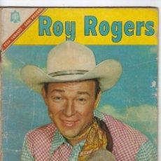 Tebeos: ROY ROGERS - AÑO XV - Nº 171 - NOVIEMBRE 1º DE 1966 ** EDITORIAL NOVARO **. Lote 245194645