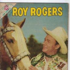 Tebeos: ROY ROGERS - AÑO XIII - Nº 151 - MARZO 1º DE 1965 ** EDITORIAL NOVARO **. Lote 245194975