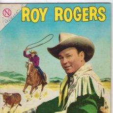 Tebeos: ROY ROGERS - AÑO XII - Nº 141 - MAYO 1º DE 1964 ** EDITORIAL NOVARO **. Lote 245195665